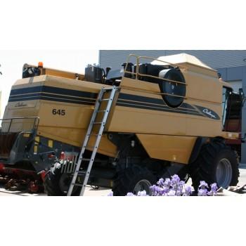 Зърнокомбайн Challenger CH 645